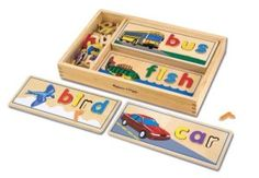 Melissa & Doug See and Spell Puzzle. Toddlers will enjoy learning. Buy Kids Toys Online From Green Ant Toys Online Toy Shop. Melissa And Doug See and Spell Wooden Puzzle EAN UPC 000772029407 Wooden Puzzles, Wooden Toys, Wooden Letters, Magnetic Letters, Alphabet Letters, Wooden Boards, Big Letters, Wooden Educational Toys, Educational Supplies
