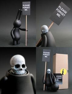 """Please Forget Me"" 
