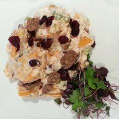 Allgauer's In The Park Restaurant Sweet Potato Salad