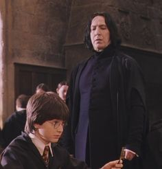 Severus Snape/ Harry Potter and the Philosopher's Stone
