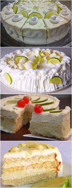 Bolo mousse de limão Em um recipiente bata a manteiga, o açúcar e os ovos até que se forme um creme mais claro e fofo. Junte o iogurte e o suco de limão e misture mais um pouco (se parecer que talhou, tudo bem, é assim mesmo). Agora, passando por uma peneira, adicione a farinha de trigo e o fermento e misture até que a massa fique lisa e homogênea. #receitas#bolo#doce#sobremesa#aniversario#pudim#mousse#pave#cheesecake#chocolate#confeitaria Sweet Recipes, Cake Recipes, Good Food, Yummy Food, Xmas Food, How Sweet Eats, Desert Recipes, Let Them Eat Cake, Cake Boss