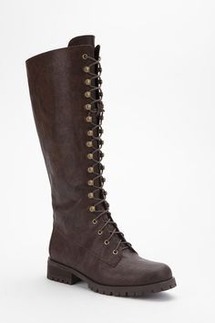 Ecote Tall Treaded Boot - Urban Outfitters