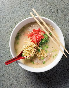 Bowled over: Get your fill of Asian soups - Dining Articles - Atlanta Magazine