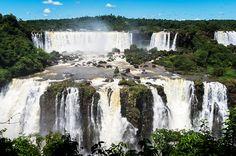 Parque Nacional do Iguaçu – Paraná, Brasil