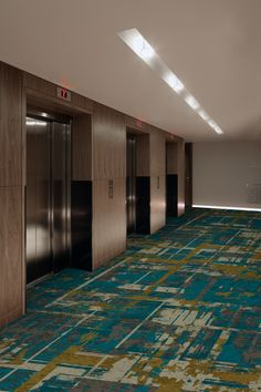 Signature Hospitality Carpets' new collection Endless Paths features rich textures inspired by nature.