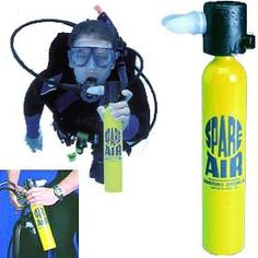 New 3.0CF Spare Air Emergency Air Supply for Scuba Diving (Tank/Reg Only) - http://scuba.megainfohouse.com/new-3-0cf-spare-air-emergency-air-supply-for-scuba-diving-tankreg-only-2/