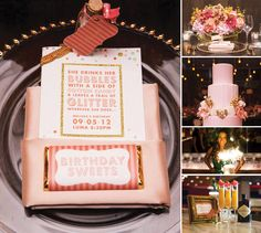 Melissa Andre Events' Fabulous Pink & Glam Birthday Fête!
