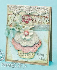 Melissa Phillips - Paper Crafts magazine
