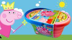 Coco...Cesta de picnic de Peppa Pig | Juguetes de la Cerdita Peppa en español