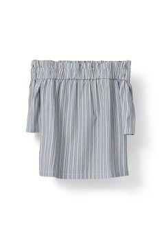 Jackson Top, Verona Stripes