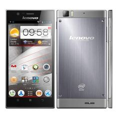[$138.00] Refurbished Lenovo K900 32GB 5.5 inch 3G Android 4.2 Smart Phone, Intel Atom Z2580 Dual Core 2.0GHz, RAM: 2GB, Support OTG, WCDMA & GSM(Silver)