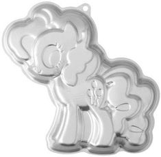 Wilton My Little Pony Cake Pan – Kids Birthday Cake Pan Wilton Cake Pans, Cake Baking Pans, My Little Pony Cake, My Little Pony Birthday Party, Pinkie Pie Cake, Cookie Cake Birthday, Birthday Cakes, Birthday Ideas, 5th Birthday