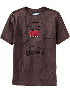Boys Domo™ Tees | Old Navy