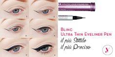 #Blinc Ultra Thin Liquid Eyeliner Pen http://www.vanitylovers.com/blinc-ultrathin-liquid-eyeliner-pen-black.html?utm_source=pinterest.com&utm_medium=post&utm_content=vanity-lovers-blinc-ultrathin&utm_campaign=pin-vanity
