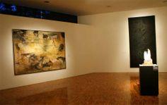 """""""Silencio, Rumor, Grito""""  se presentan 41 obras abstractas elaboradas por artistas mexicanas y extranjeras."""