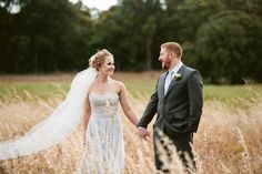 Gorgeous bride & her groom.