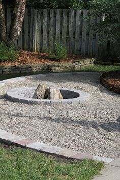 Shine Your Light: DIY Stone Fire Pits