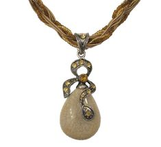 Beads-Pendant-Necklace