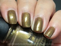 China Glaze All Aboard Fall 2014 - Mind the Gap