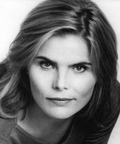 Mariel-Hemingway- looking a little like Cara Delevingne