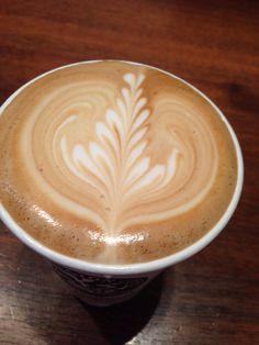 @Barrington Coffee  yum.