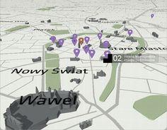 Interaktywna Mapa Krakowa