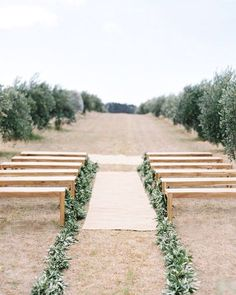 Greenery-Infused Wedding Ideas - Once Wed
