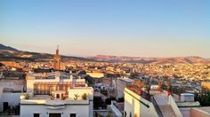 Great view from our Riad! Fes,Morocco
