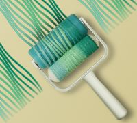 """""""paint roller"""" 3D Models to Print - yeggi"""
