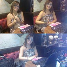 Anabel encontró un amiguito para que le ayude hacer el post en el BLOG. Mira nuestro BLOG AQUÍ http://blog.carlossanin.com #anabelycarlos #internetmarketing