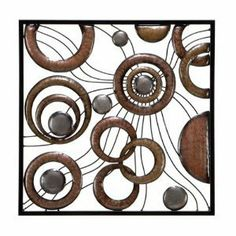 """Jewel Gem Tree of Life Wall Art Hanging by Universal. $43.61. Measures 17"""" High x 17"""" Wide. Beautiful Tree of Life. Made of Metal. Different Color Stones on the Branches. Beautiful Tree of Life Stone Branches Wall Art.. Save 13% Off!"""