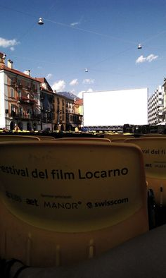 Festival del Film Locarno. Would do anything to go again this summer