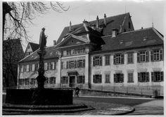 125 Jahre Muensterturm : gruener_hof