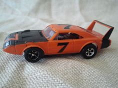 Aurora HO Vintage Dodge Daytona 7