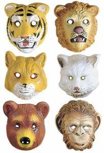 masque animaux