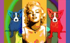 George Rodrigue Some Like it Hot