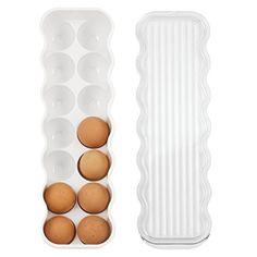 ... conteneur de stockage pour 14 œufs - coffret de rangement empilable  pour une meilleure organisation du réfrigérateur  Amazon.fr  Cuisine    Maison 3382a7b4d5f