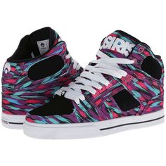 6f589e7c5a Osiris NYC83 VLC W Women s Skate Shoes ( 50) ❤ liked on Polyvore featuring  shoes