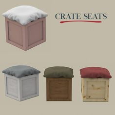 Leo Sims - Create seat for The Sims 4