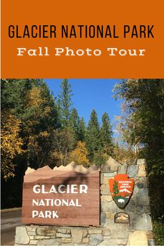 Montana is beautiful in any season, but there's something special about fall. | Glacier National Park Fall Photo Tour