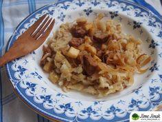 Jednoduché kroupové halušky se zelím a uzeným tempehem Tofu, Tempeh, Grains, Rice, Chicken, Seeds, Laughter, Jim Rice, Korn
