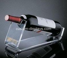 Clear wine rack CWD-008