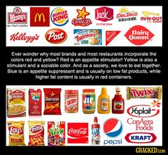 20 Terrifying Facts Food Companies Don't Want You to Know Article | Cracked.com