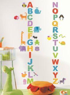 Stickers bebe http://www.mamidecora.com/Pegatinas-infantiles-stickers-caselio.htm