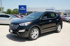 2013 Hyundai Santa Fe FWD 2.0T Sport #Hyundai #SantaFe #Sport #SUV #Automatic #ForSale #New | #Weatherford #FortWorth #DFW #Arlington #Abilene #Jerrys
