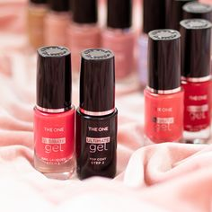 Oriflame Beauty Products, The One, Get Nails, Bellisima, Lipstick, Cosmetics, Makeup, Sweden, Tutorials