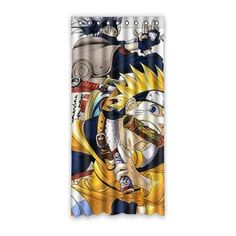 Custom Hot Anime Naruto Curtain Panels Polyester 52x108 For Bedroom one piece -- Check this awesome product by going to the link at the image.