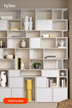 Living Room Interior, Home Living Room, Home Interior Design, Rustic Shelves, Aesthetic Room Decor, My New Room, Room Inspiration, Diy Home Decor, Bedroom Decor