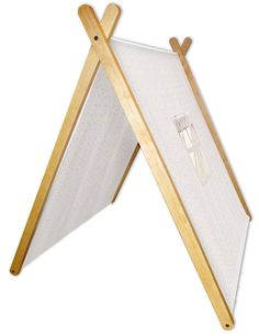 White Collapsible Play Tent