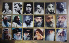"Bhagwan Shree Rajneesh ""OSHO"": Photo Gallery Sai Baba Hd Wallpaper, Heart Wallpaper, Osho Meditation, Osho Hindi Quotes, Spiritual Teachers, World Leaders, Buddha, Photo Galleries, Photo Wall"